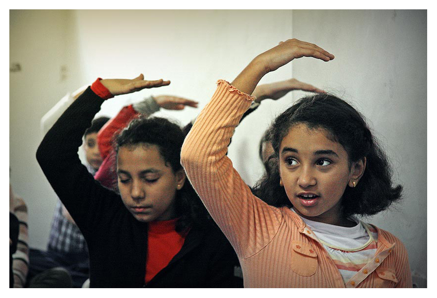 Sahaja Yoga Meditation for Kids and Children